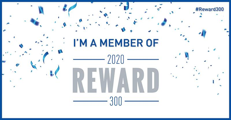 Alison Sellar Recognised in the 2020 Reward 300