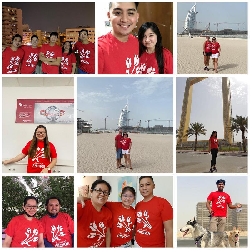 activpayroll Dubai Rallies for Research