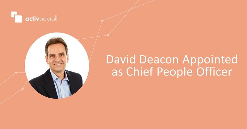 activpayroll Appoints First Chief People Officer