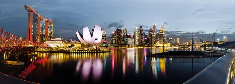 Global Mobility Guide to Singapore