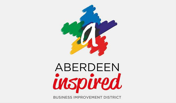 Proud Supporters of Aberdeen Inspired