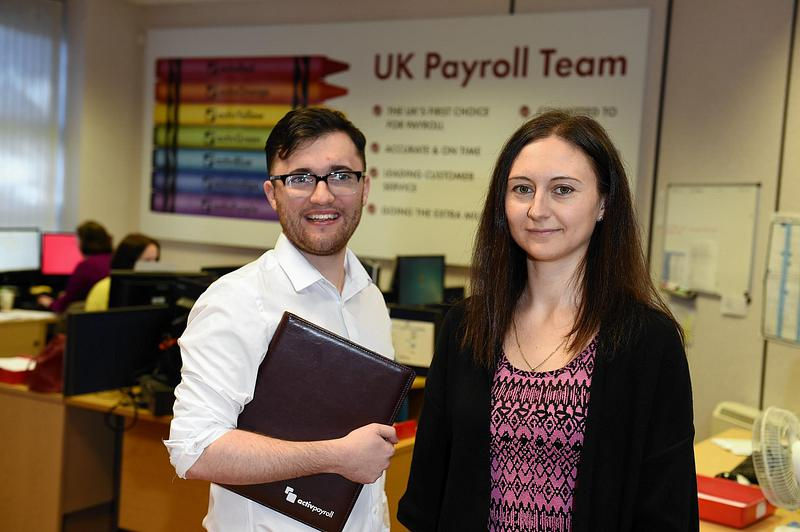 activpayroll join forces with Press and Journal for Apprentice 100 campaign