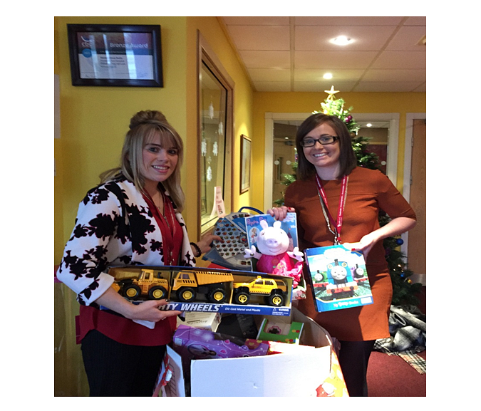 activpayroll aim to brighten up Christmas morning for the less fortunate