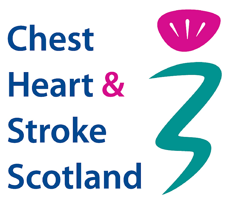 Introducing one of our four chosen charities: Chest Heart and Stroke Scotland