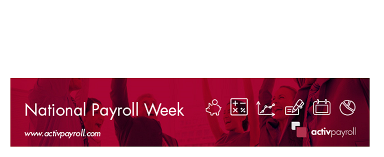 activpayroll set to show charitable side for National Payroll Week 2016