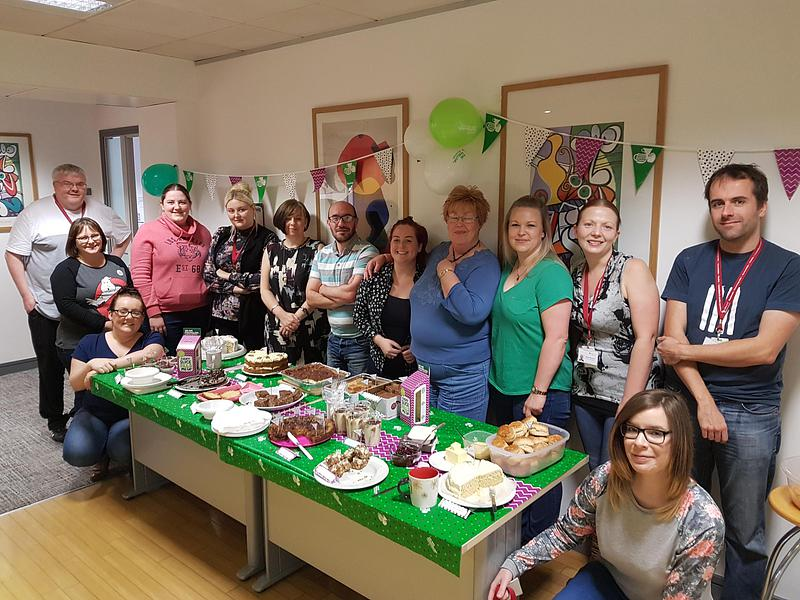 activpayroll Takes Part in World's Biggest Coffee Morning!