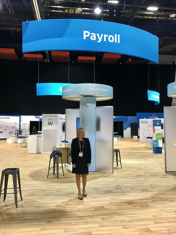 activpayroll Attends Workday Rising US 2017
