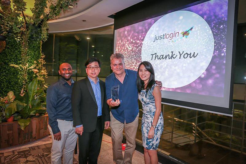 activpayroll Singapore win first award