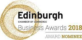 activpayroll Shortlisted for Edinburgh Chamber Business Awards 2018