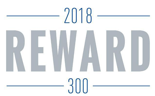 Alison Sellar Recognised in the 2018 Reward 300