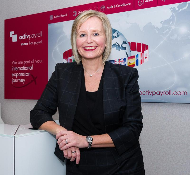 activpayroll CEO announced Scotland EY Entrepreneur Of The Year Finalist