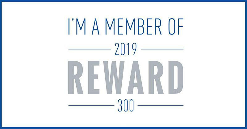 Alison Sellar Recognised in the 2019 Reward 300